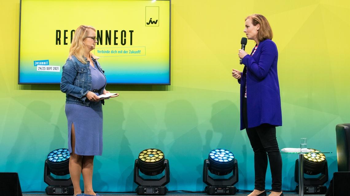 JW Summit 2021 - Re:Connect