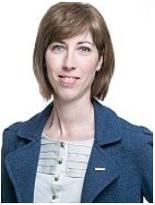 Portrait Andrea Loidl, Assistentin Junge Wirtschaft OÖ