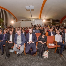 Blick aufs Publikum bei Bundesroadshow Kärnten