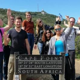 Gruppenbild JW in Afrika