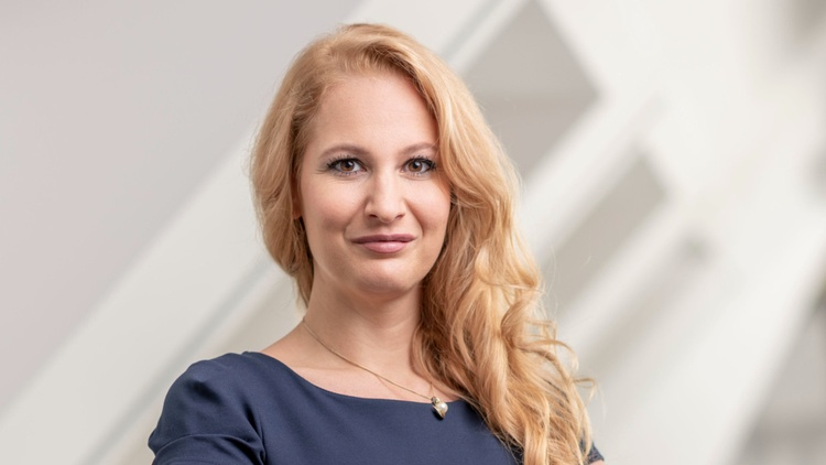 Foto zeigt Anita Höller