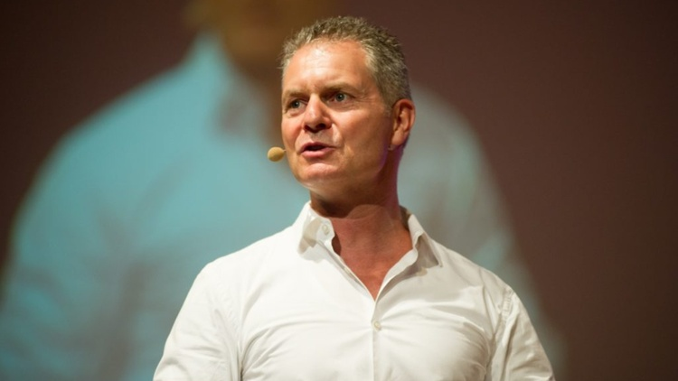 Foto zeigt Dirk Kreuter