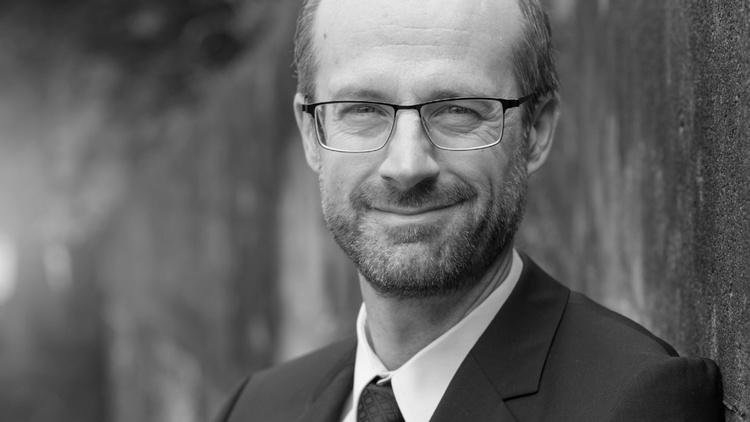 Foto zeigt Rolf Gleißner