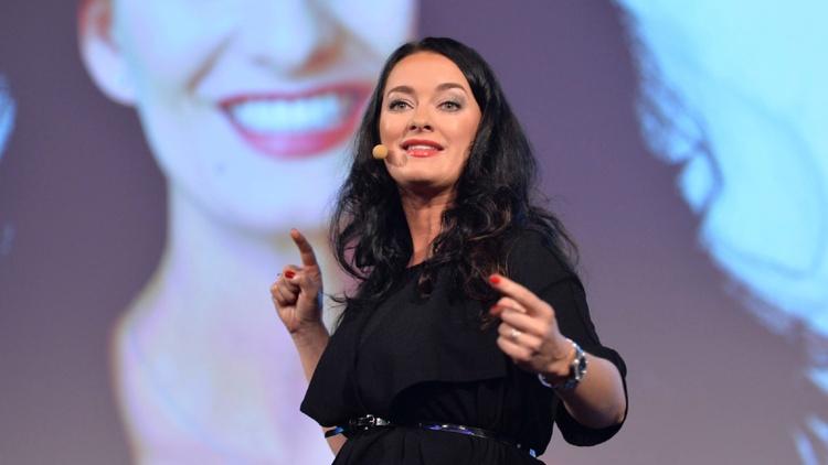 Foto zeigt Silvia Agha-Schantl