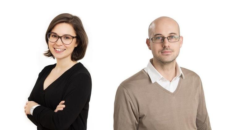 Felicitas Kilga und Stefan Schwaha